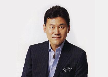 楽天株式会社 創業者 代表取締役会長兼社長 三木谷 浩史氏